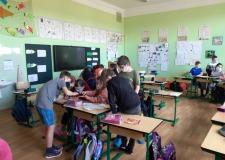 Skupinové činnosti při výuce - 3. a 4. ročník