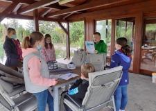 Učíme se venku - 4.ročník výuka přírodovědy
